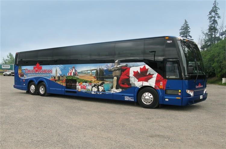 Great Canadian Casino Shuttle